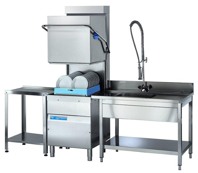 Купольная посудомоечная машина DIHR