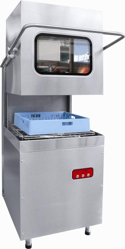 Купольная посудомоечная машина МПК