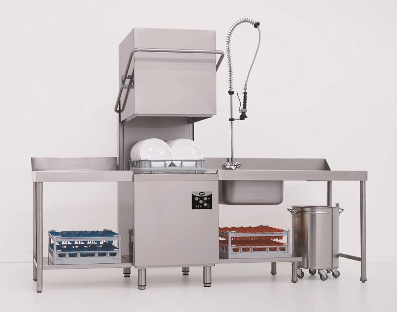 Купольная посудомоечная машина Апач