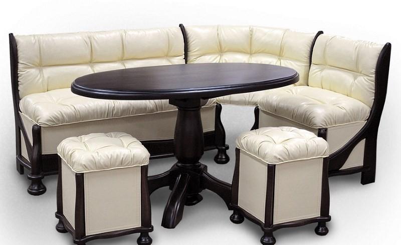 Набор столовой мебели для кухни