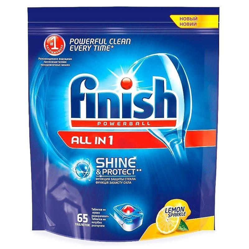 Таблетки Finish All in 1
