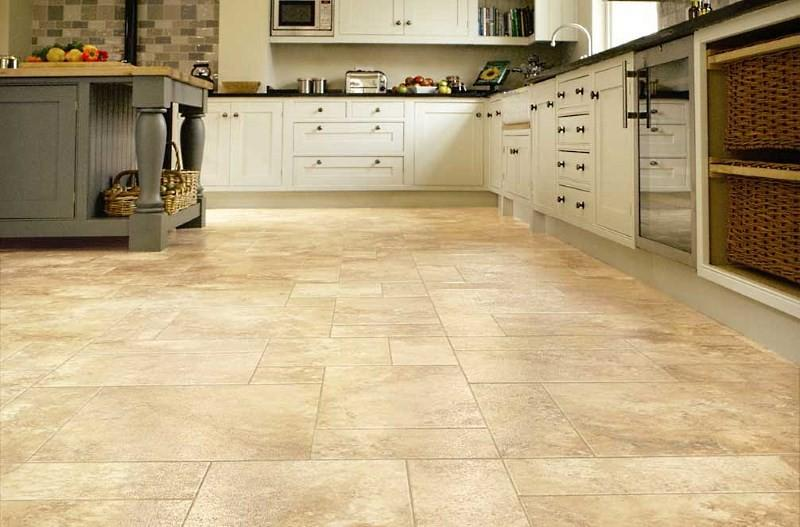 Kitchen tile laminate flooring