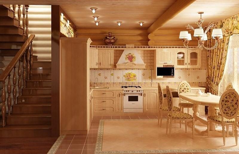 Оливковая кухня: 70 фото 35