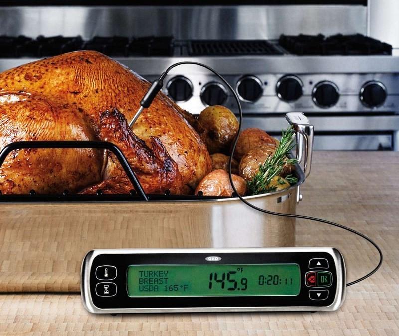 Кухонный термометр для пищи