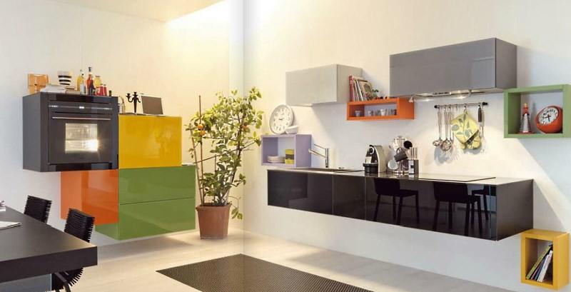 Отдельные предметы мебели в кухне