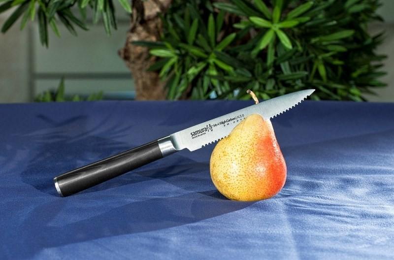 Серрейторный нож