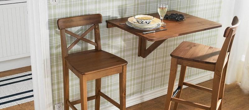 Кухонный стул и стол своими руками