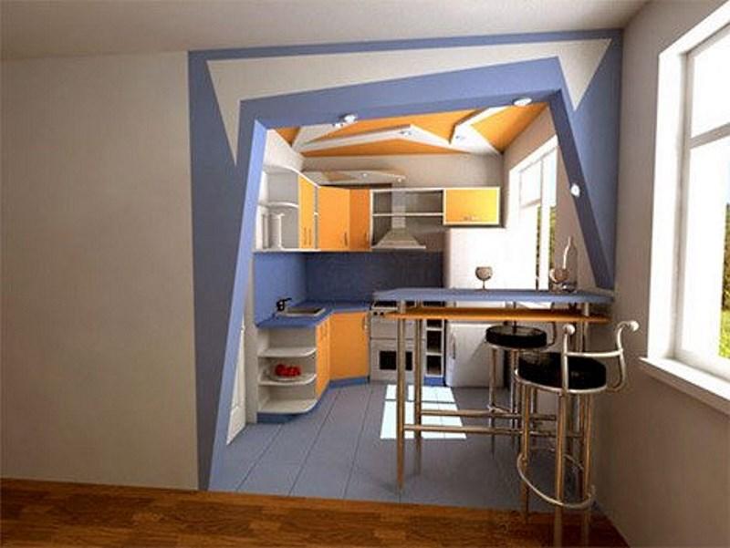 Кухня на корабле: фото дизайна и планировки кухни в домах ко.