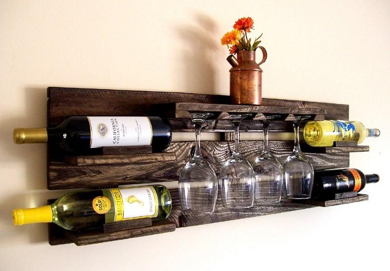 Полки под вино