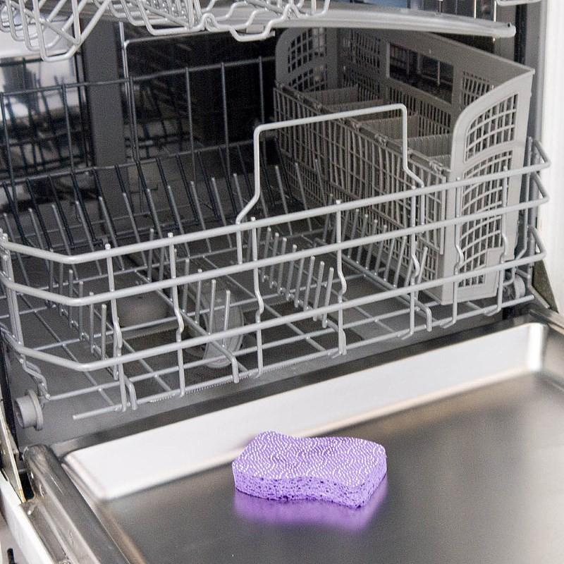 чистка посудомойки внутри