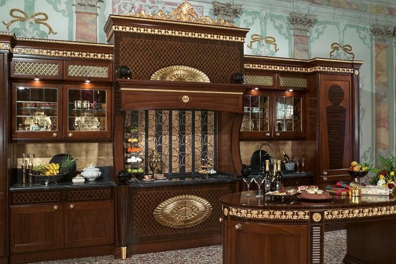 элитный кухонный гарнитур