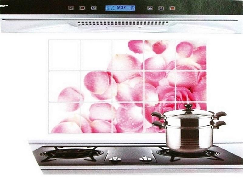экран наклейка для кухни