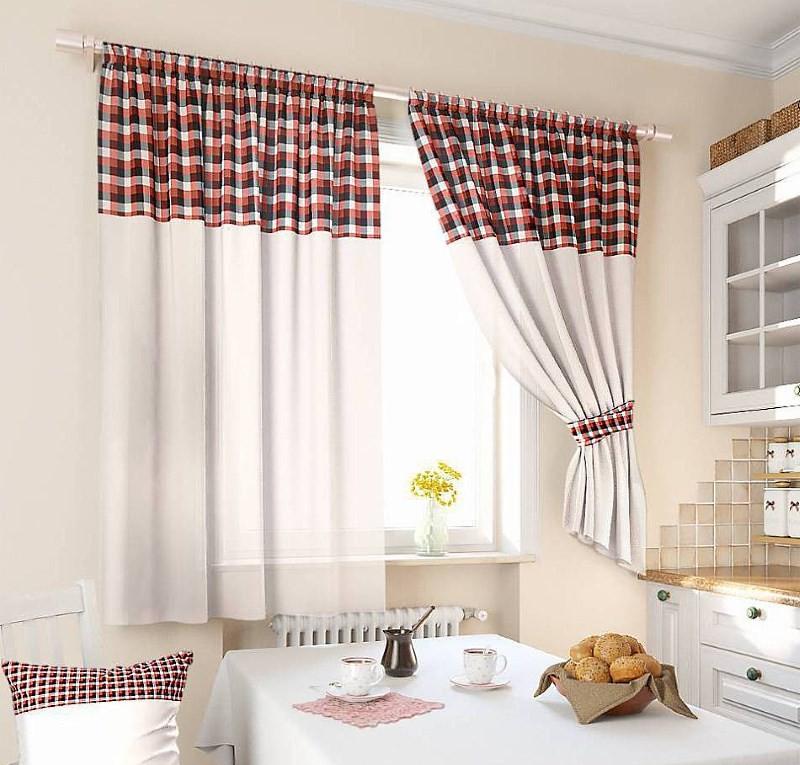 Белорусские шторы для кухни