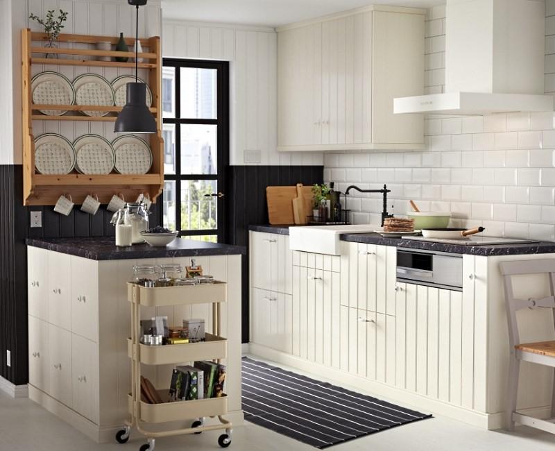 фасады для кухни от икеа