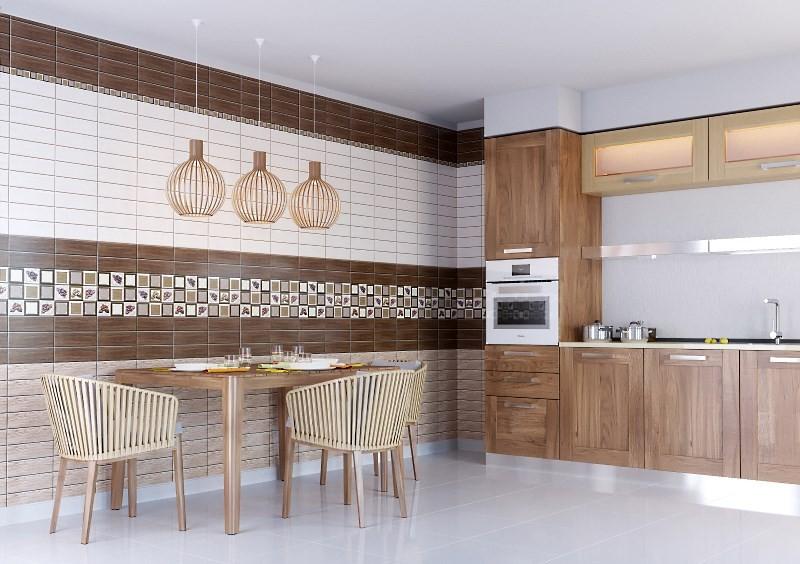 Панели для кухни под плитку