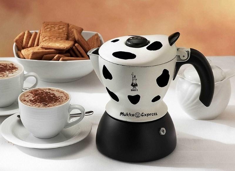 Гейзерная кофеварка для дома Биалетти