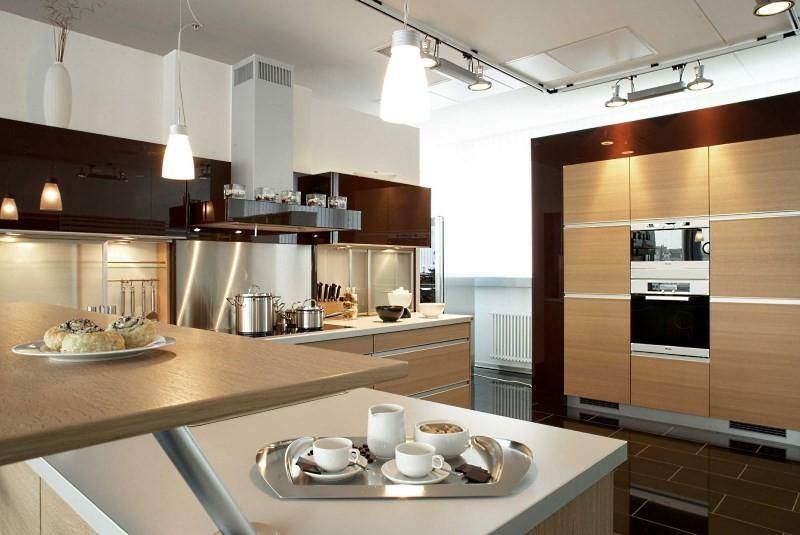 Кухня 18 м