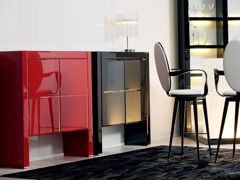 Кухонные комоды в стиле минимализм