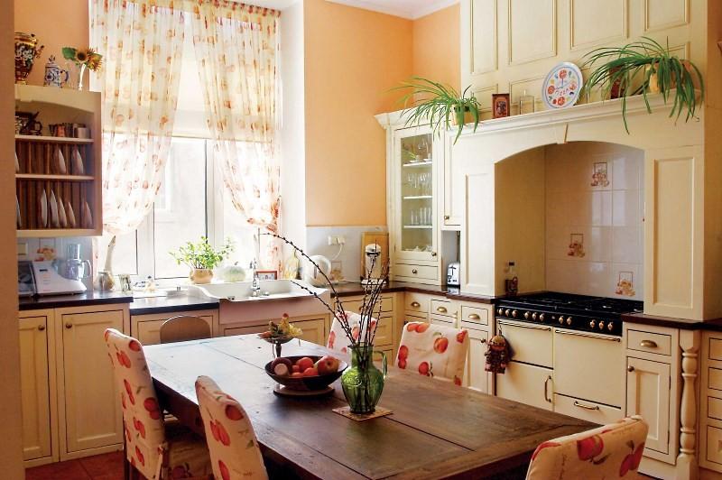 декорирование интерьера кухни своими руками