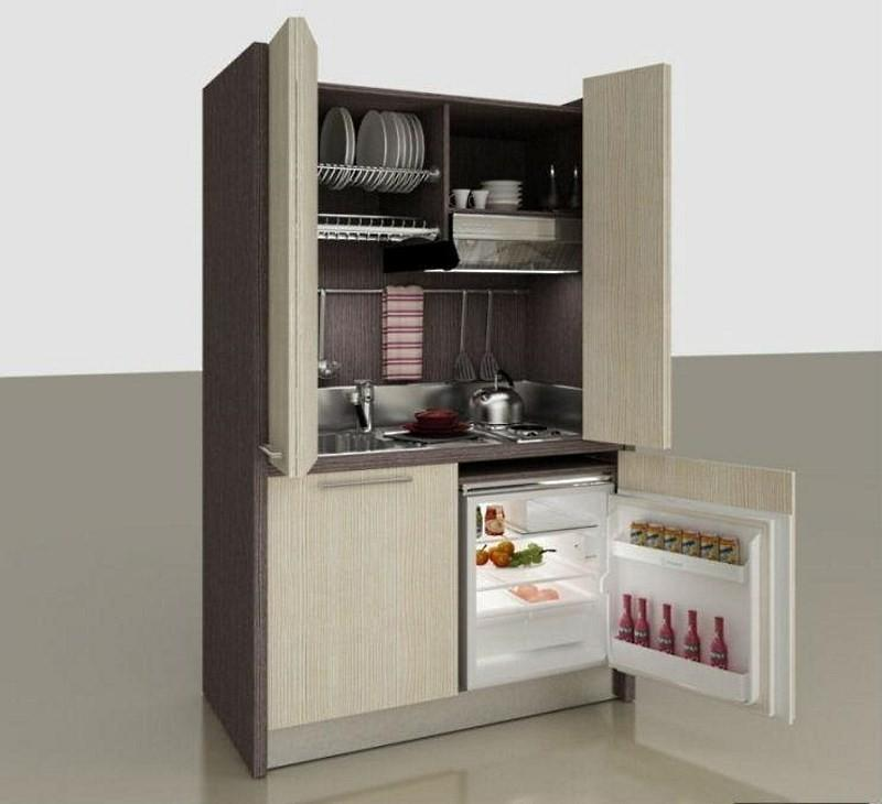 корпусная мини кухня