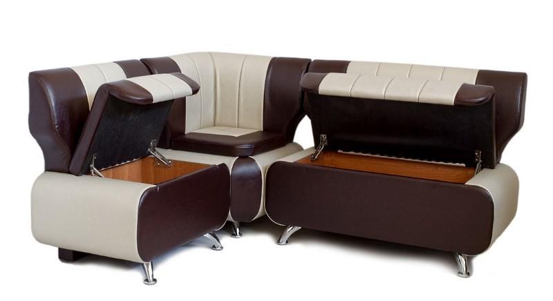 Небольшой модульный диван