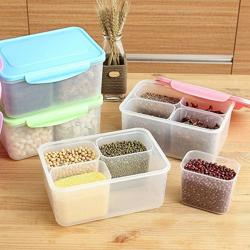 пищевые контейнеры разных размеров