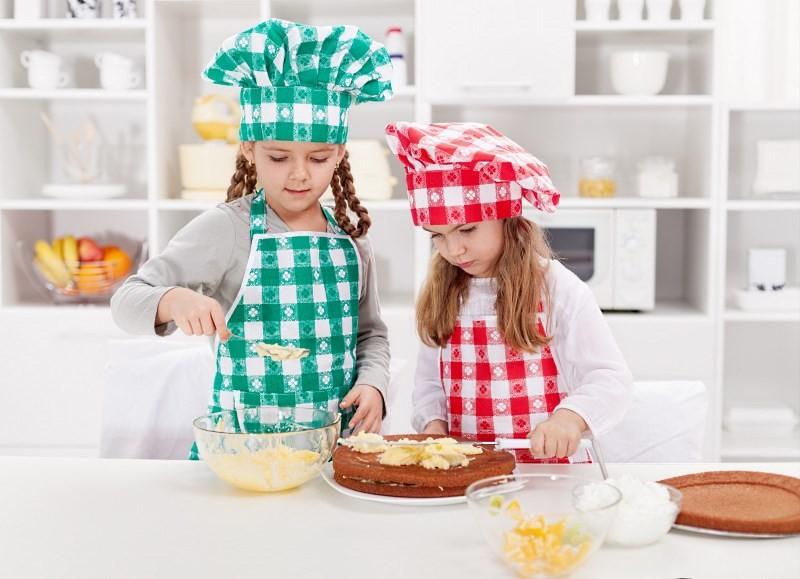 Детские фартуки