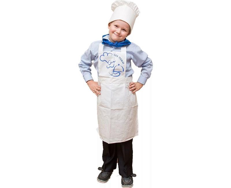 Детский фартук для мальчика