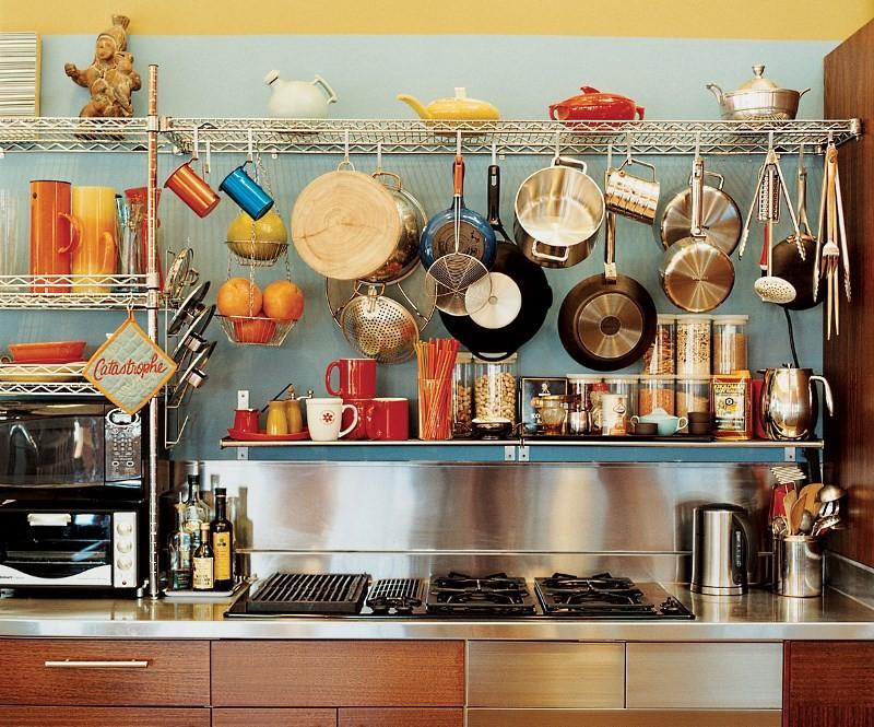 Интересное решение для кухни