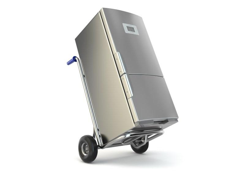 Правила перевозки холодильника: безопасно, на машине, самостоятельно.