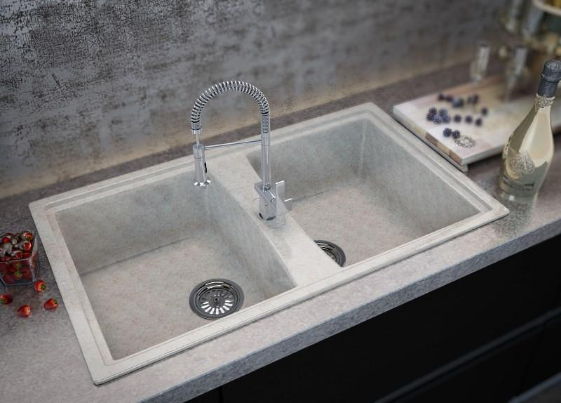 Особенности выбора и эксплуатации мраморных моек: достоинства и недостатки, искусственные и натуральные материалы