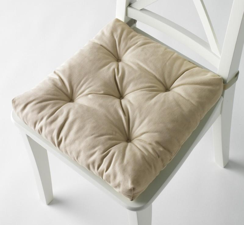 Подушки на стулья ИКЕА: популярные модели и опыт их эксплуатации.