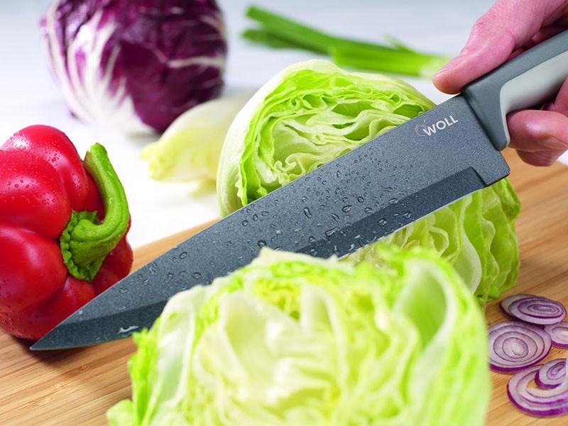 Правильное использование ножей