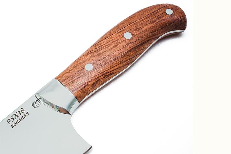 Рукоятка для кухонного ножа