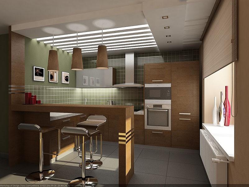 Кухня для карьериста