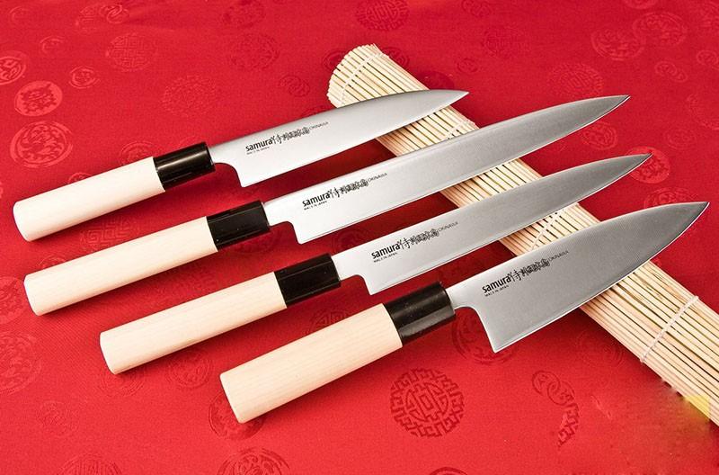 Традиционные японские ножи