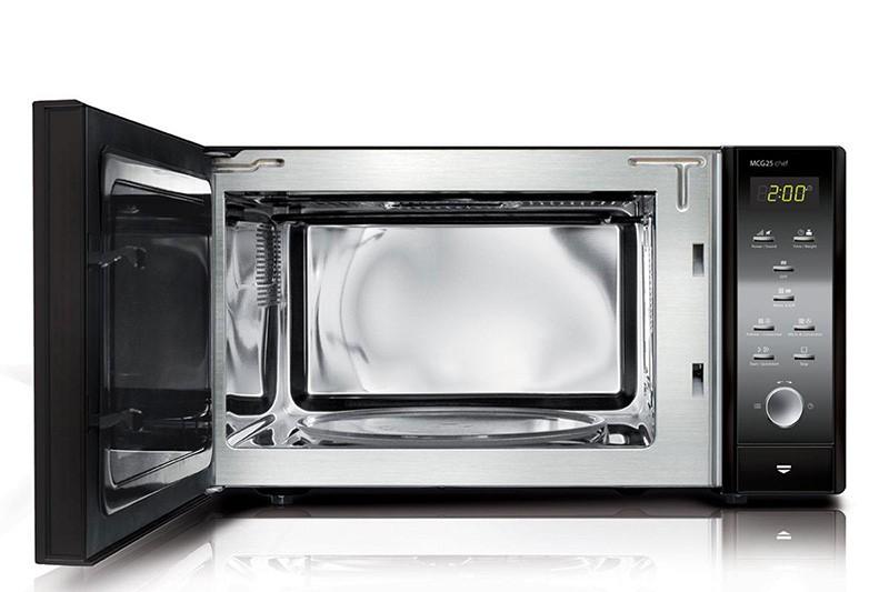 Микроволновка покрытие камеры нержавейка