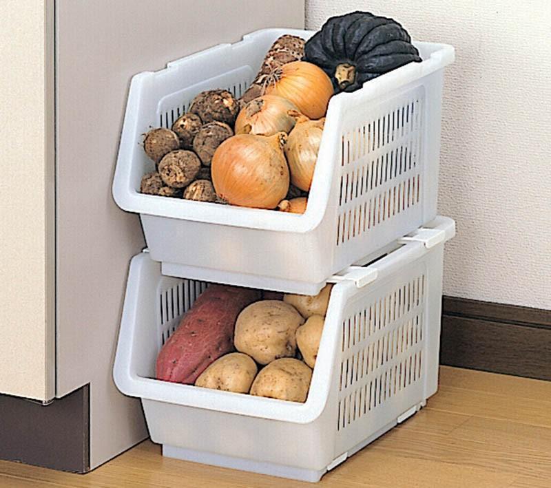Контейнеры для хранения овощей