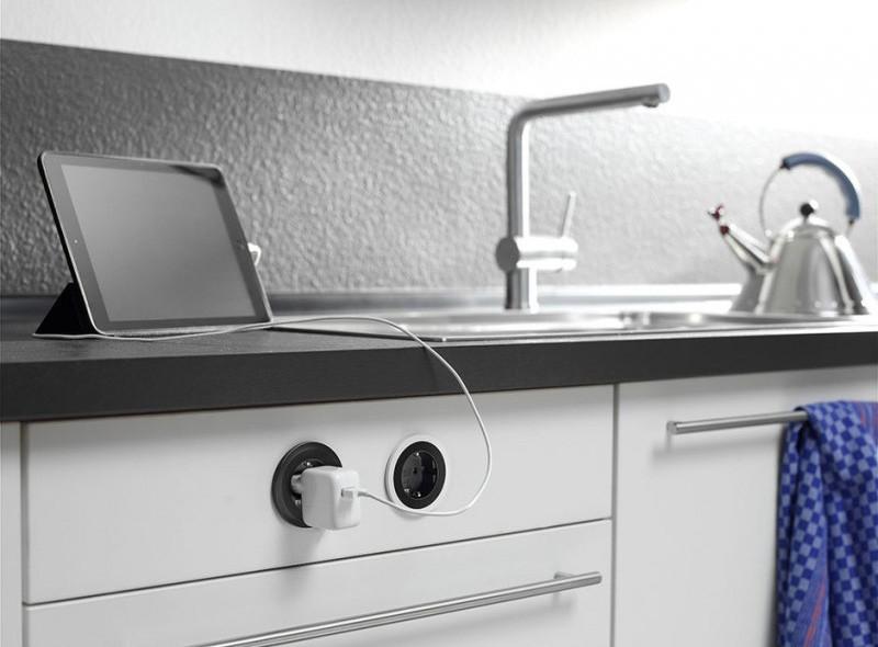 Кухня и подключение приборов