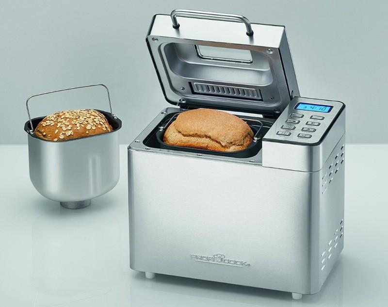 Хлебопечь со стальным корпусом