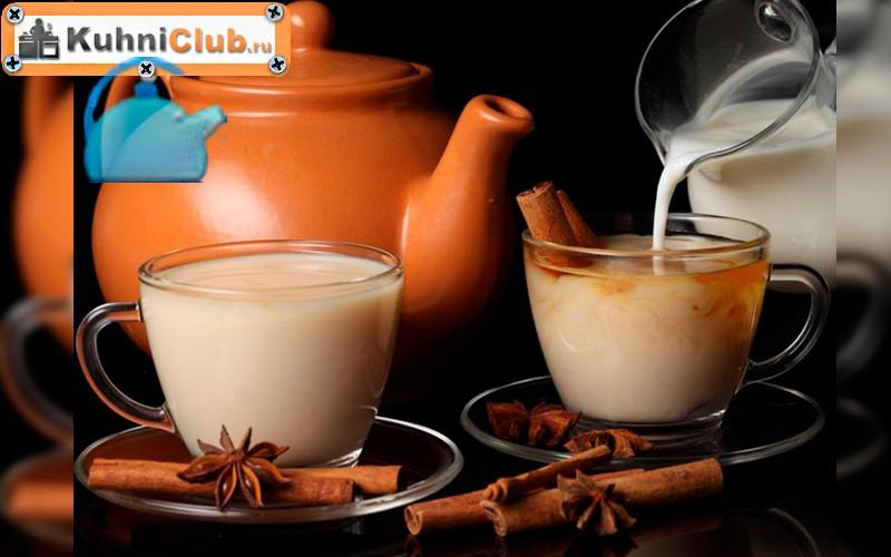 Ароматный-чай-с-молоком-и-корицей