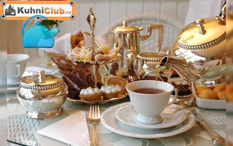 Чаепитие-в-английском-стиле