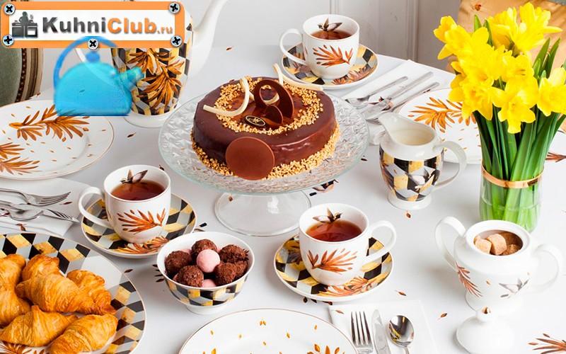 Декор-чайного-стола