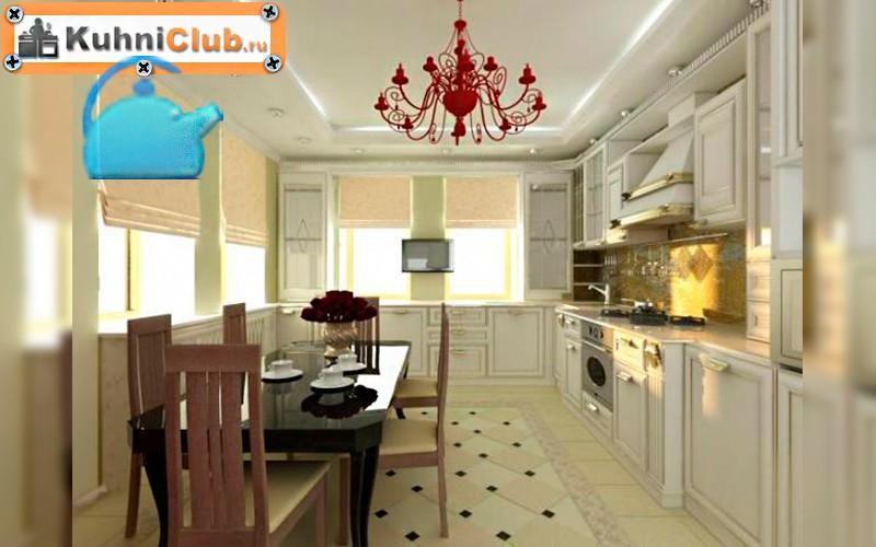 Люстры-на-кухне-с-низким-потолком-4