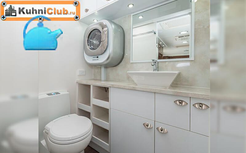 Малогабаритная-настенная-стиральная-машина