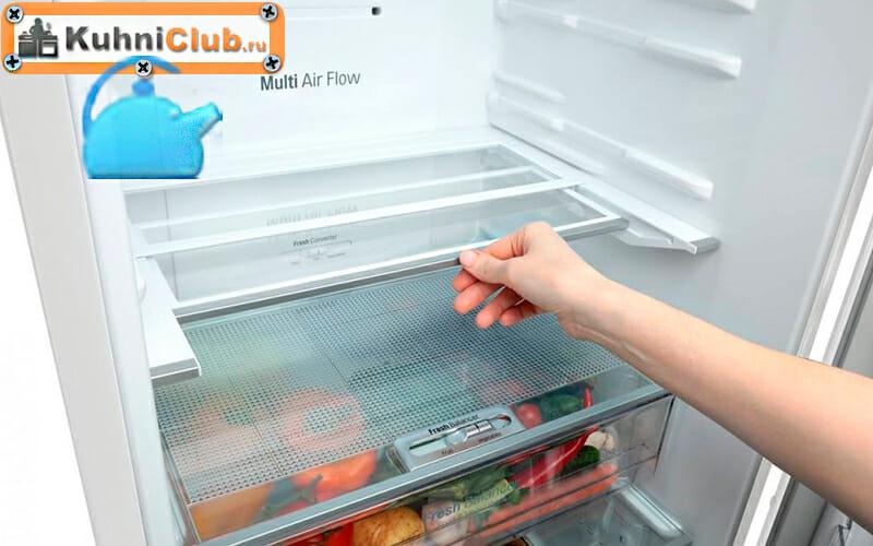 Складные-полки-холодильников-Door-in-Door