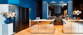 Зеркало-на-кухне