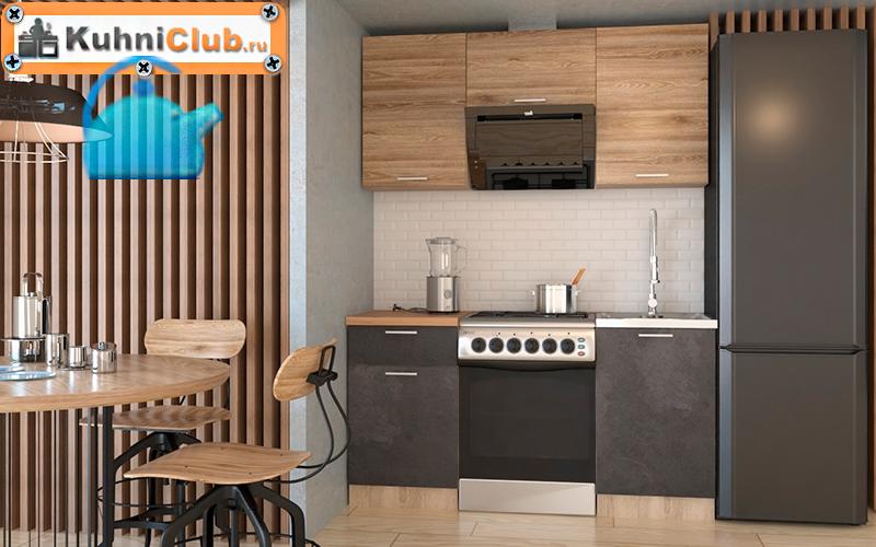 Стена-из-реечных-панелей-в-современной-кухне-2021
