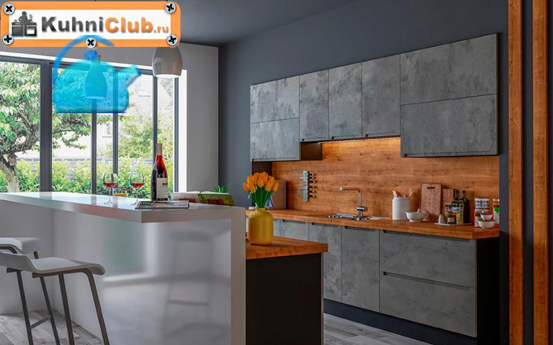 Кухонный-фасад-под-бетон