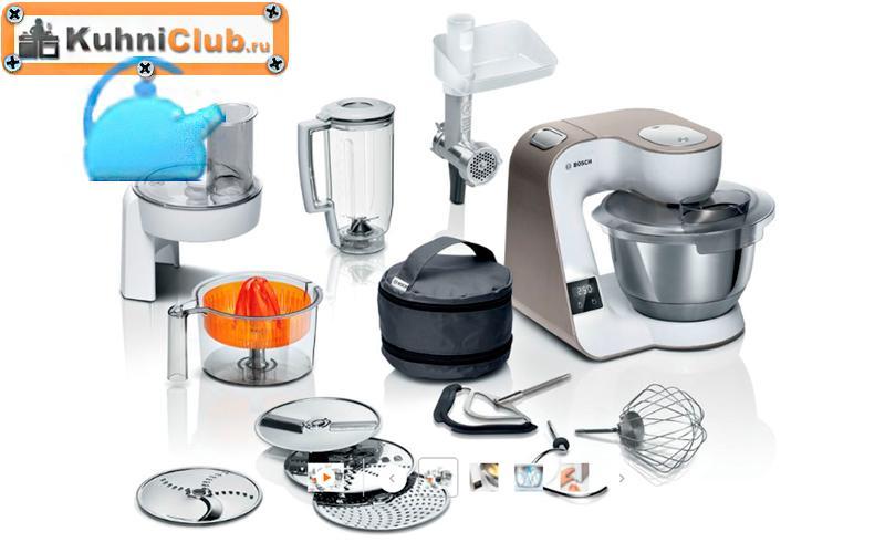 Кухонная-машина-Bosch-MUM5XW40
